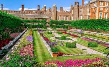 Tudor House Garden London 8