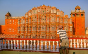 Hawa Mahal at Day Jaipur 2