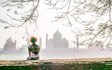 Mehtab Bagh Agra India 1