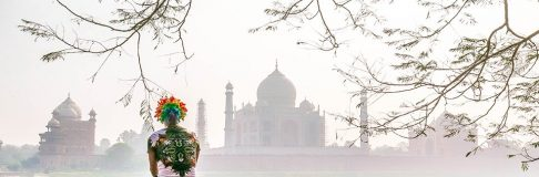 Mehtab Bagh Agra India 1