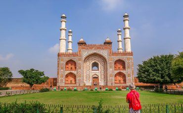 Sikandra Agra India 1