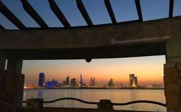 Bahrain Skyline Manama 2
