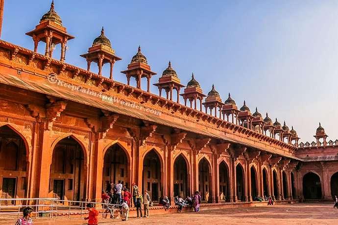 Fatehpur Jama Masjid Agra India 2
