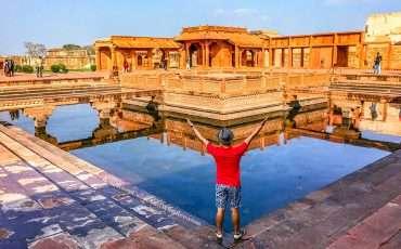 Fatehpur Sikri Agra India 15
