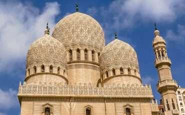 Al-Mursi Mosque Alexandria Egypt 4