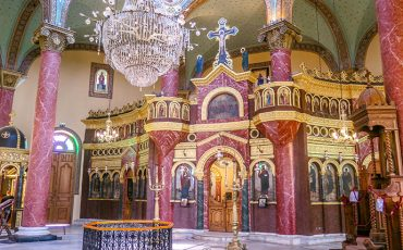 Church of St George Coptic Cairo 11