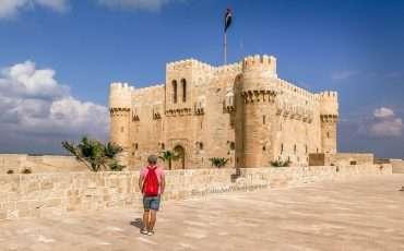 Citadel of Qaitbay Alexandria Egypt 14