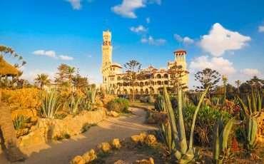 Montaza Palace Gardens Alexandria Egypt 8