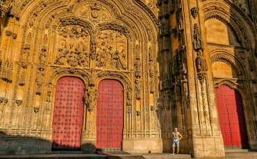 Salamanca Cathedral Spain 1