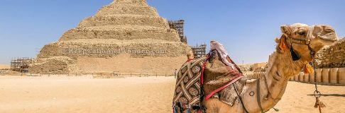 Saqqara Pyramids Cairo Egypt 4Saqqara Pyramids in the City of the Dead (Cairo, Egypt).