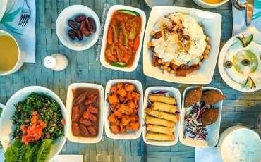 Food Lebanese Cuisine Beirut 13