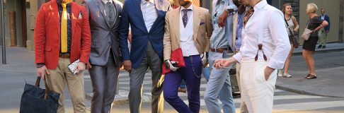 Men of Florence Street Fashion 4