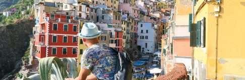 Photo Cinque Terre Riomaggiore Italy 1