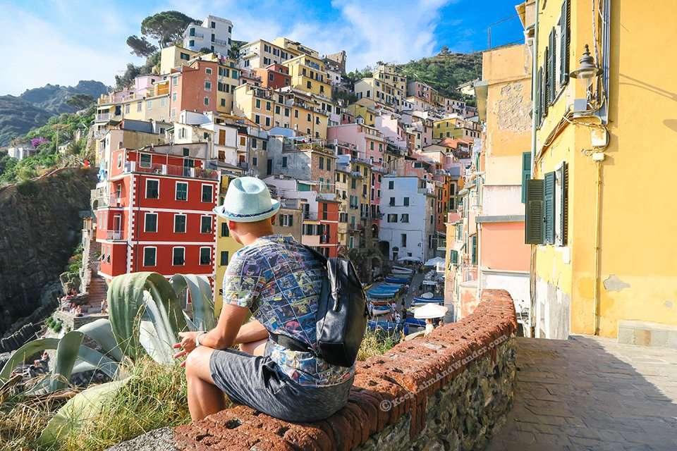 Riomaggiore in Cinque Terre is Your Postcard Perfect Place in Italy.