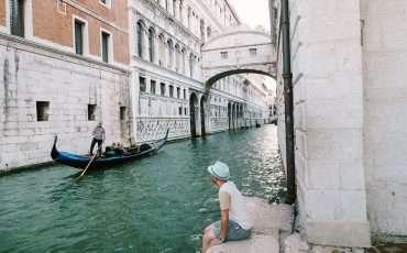 Bridge of Sighs Venice Italy Photo 1