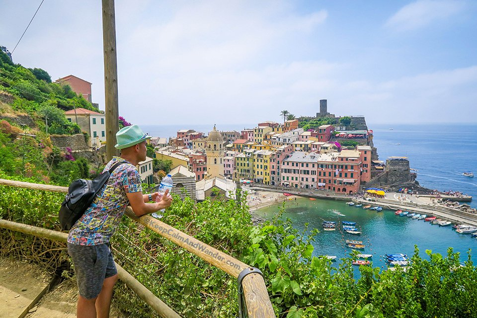 Cinque Terre Vernazza Italy 9