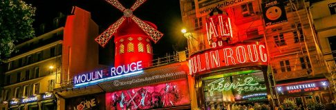Moulin Rouge Paris France 3