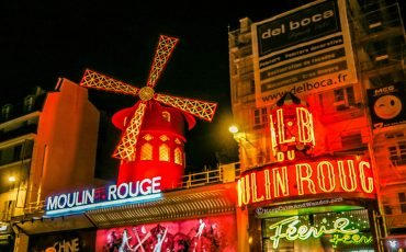 Moulin Rouge Paris France 4