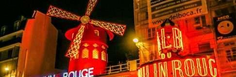Moulin Rouge Paris France 4