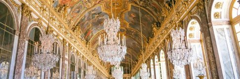 Hall of Mirrors Palace of Versailles 5