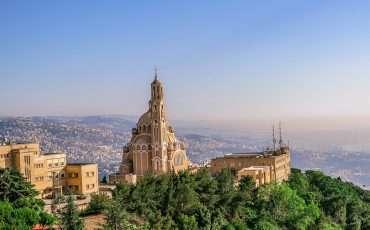 Jounieh Harissa Beirut Lebanon 12