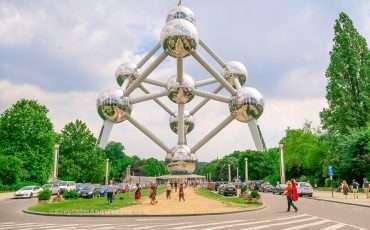 Atomium Brussels Belgium 1