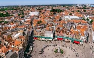 Belfry Tower Bruges Belgium Belfort 2