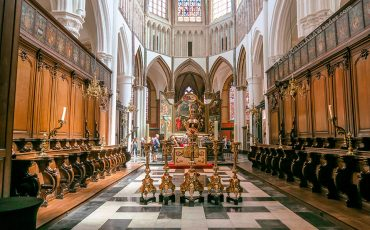 Church of Our Lady.Notre Dame Church.Onze-LieveVrouwekerk Bruges Belgium 13