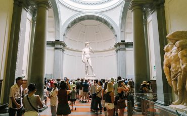 David by Michelangelo Accademia Gallery Florence Italy 12