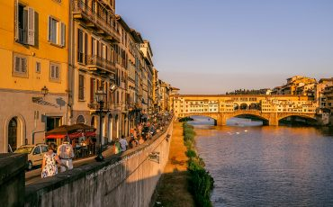 Ponte Vecchio Florence Italy 5