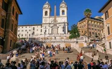Spanish Steps Rome Italy 7