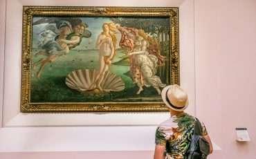Uffizi Gallery Museum Florence Italy 1