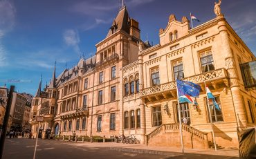 Grand Palace Ducal Luxembourgh 5
