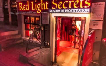 Museum of Prostitution Amsterdam 1