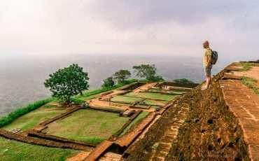 Sigiriya Rock Lion Rock Sri Lanka Pidurangala 4