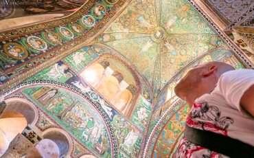 Basilica di San Vitale Ravenna Italy 1