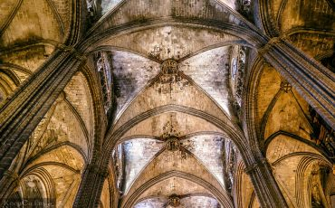 Barcelona Cathedral Spain Gothic 8