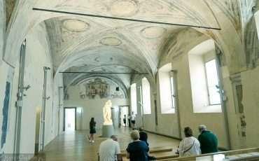 Pieta Rondanini Michelangelo Milan Italy 11