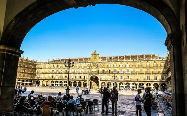 Plaza Mayor Salamanca 14