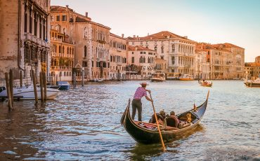 Gondolas in Venice Italy Things to Do in Venice (Italy).