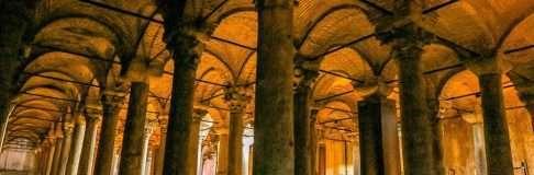 Basilica Cistem Istanbul Turkey 7