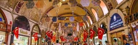 Grand Bazaar Istanbul Turkey Things to do 3