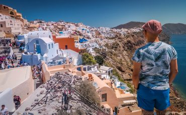 Oia Santorini Greece Travel Photo 5