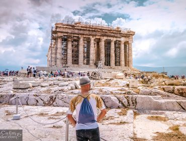Acropolis Parthenon Athens Greece 3
