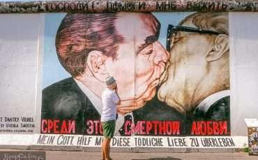 East Side Gallery Berlin Wall Mural Travel Blog Photo 6