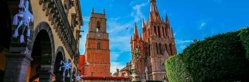 Cathedral San Miguel de Allende Mexico 3