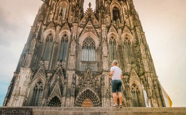 Cologne Cathedral Koln Germany Facade Gothic Architecture 4