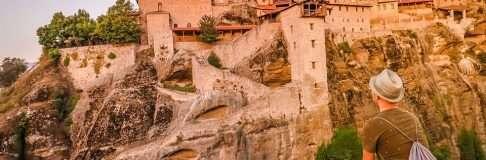 Grand Monastery Meterora – Alain 1