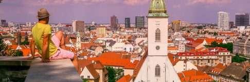 St Martin Cathedral Bratislava Slovak Republic