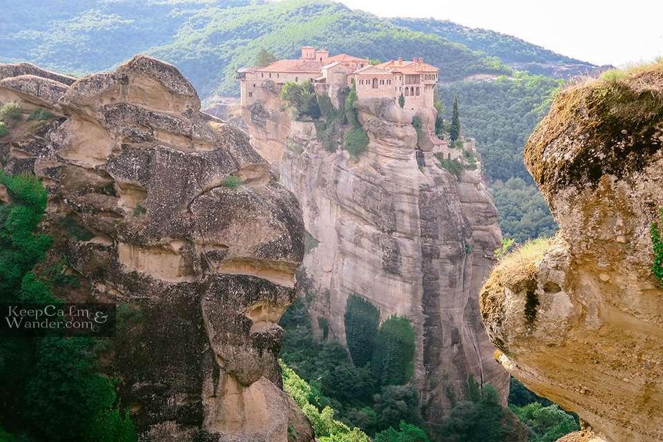 Varlaam Monastery in Meteora, Greece / My 10 Best Travel Photos